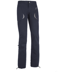 E9 Elly19 Trousers Women bluenavy